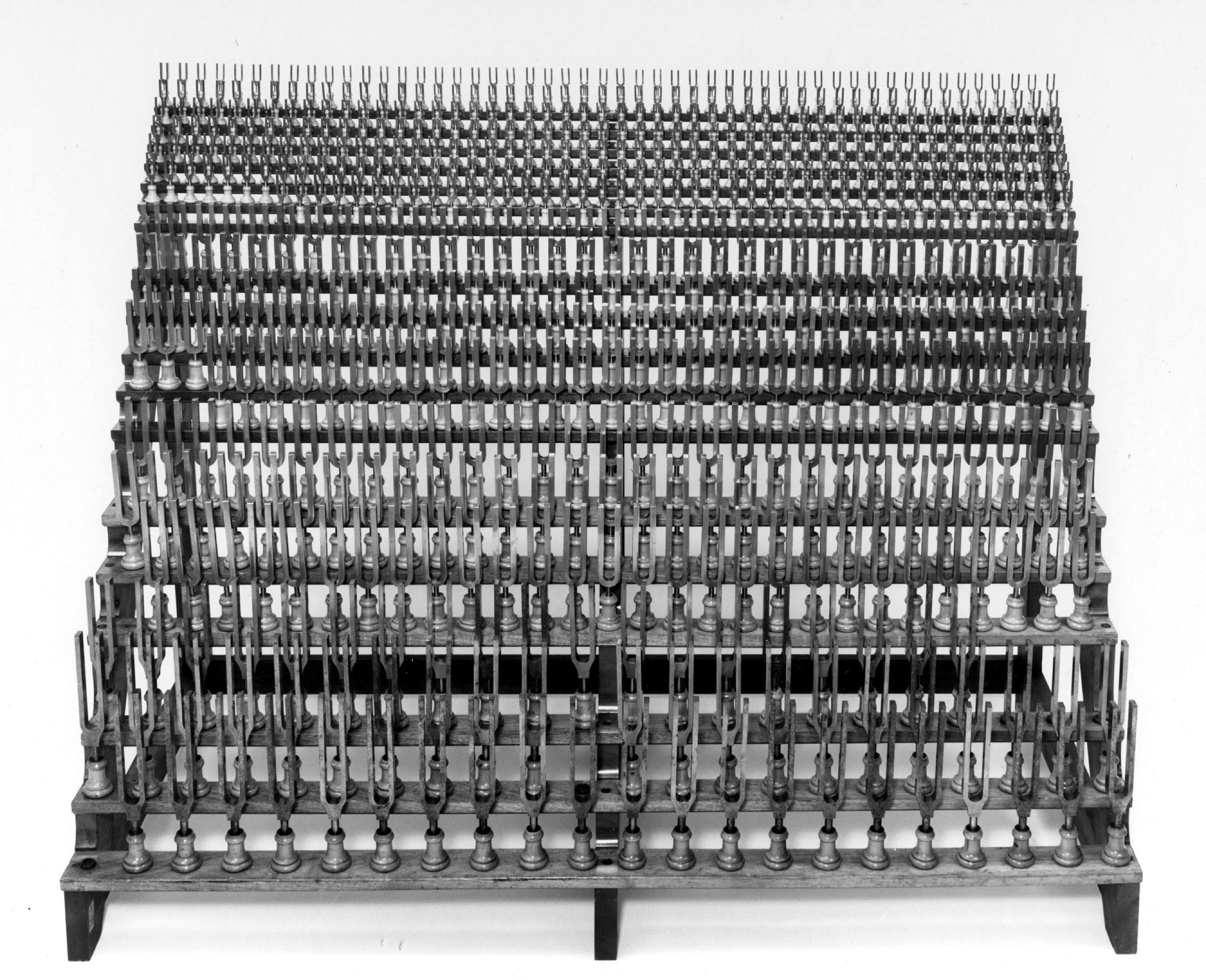 tuning forks Rudolph Koenig Tonometer