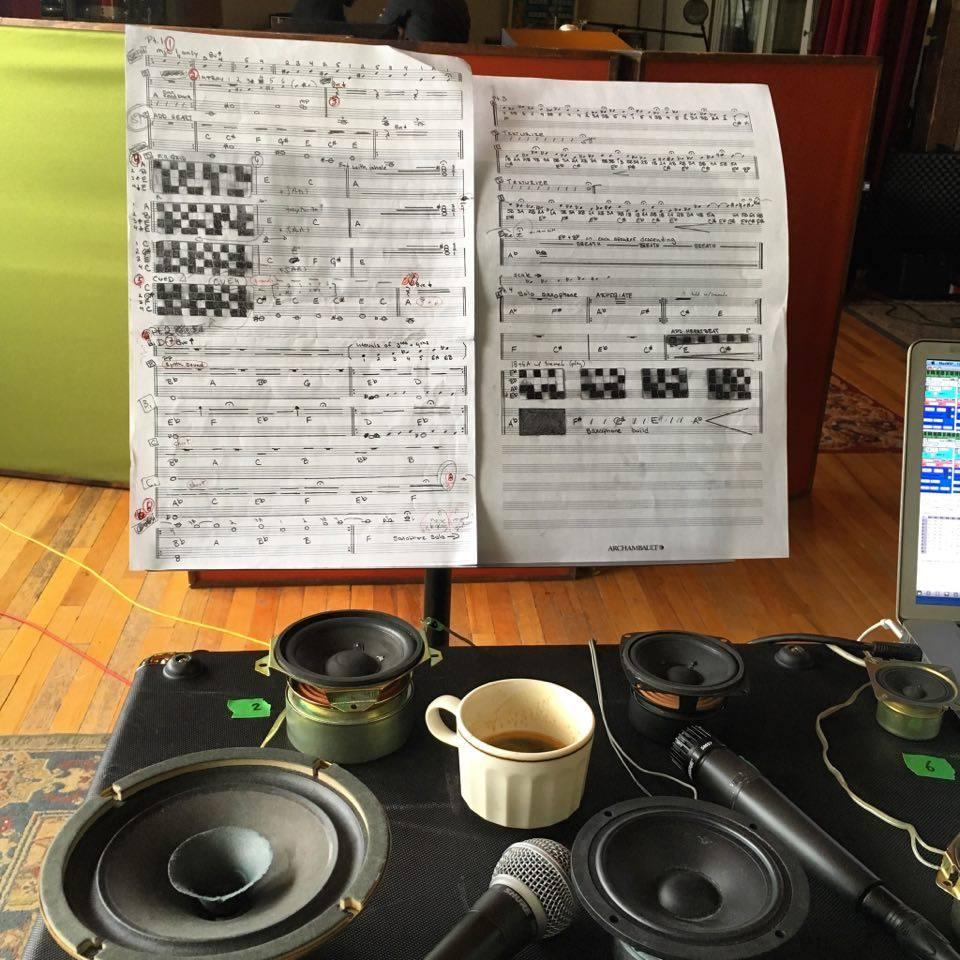 Score Adam Basanta Small Movements