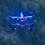 Drone loudspeaker