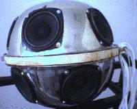 spherical loudspeaker