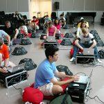 PLOrk Princeton Laptop Orchestra