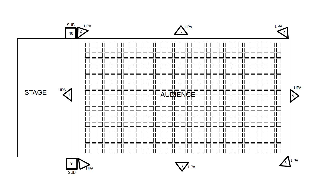 audience PA